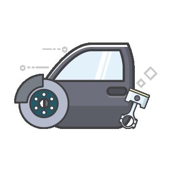 Repuestos y Accesorios para Automóviles